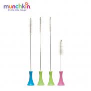 Bộ 4 chổi cọ ống hút Munchkin MK15222