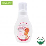 Nước rửa bình và rau quả Kmom-chai(500ml) KM13128