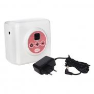 Sạc pin trên ô tô cho máy hút sữa điện Allegro# Unimom