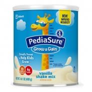 Sữa PediaSure Grow & Gain Vanilla Shake Mix