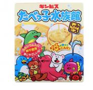 Bánh quy hình động vật Ginbis (50g) (9m+)