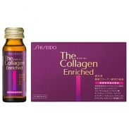 Shiseido The Collagen Enriched 40 tuổi +