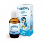 Siro Anaferon tăng đề kháng (1m+)