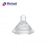 Núm ti cổ rộng cỡ M Richell (3m+) RC98162/RC52960