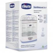Máy tiệt trùng bình sữa tự động Chicco SteriNatural 2in1