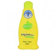 Sữa tắm gội Wesser 2in1 xanh (200ml)
