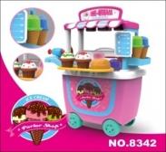 Xe đồ chơi Palor Shop 8342
