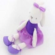 Thỏ Bông Mamas & Papas mặc váy xòe