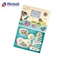 Bộ đồ ăn Kinpro lớn Richell RC21251