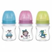 Bình Sữa Canpol Chống Đầy Hơi Toys 35/220 (120ml)