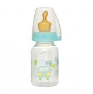 Bình sữa Nip PP cổ thường cao su-S(125ml)(0-6M)