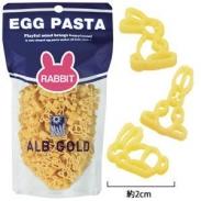 Mì nui Egg Pasta hình thỏ Rabbit (90g)