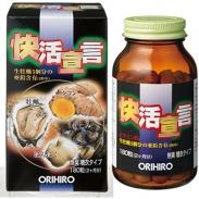 Viên Uống Tinh Chất Hàu, Nghệ Orihiro Nhật Bản, 180 viên