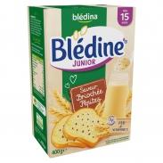 Bột lắc sữa Bledina vị Bánh Mỳ (400g)(15m+)