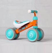 Xe Cân Bằng Microbike LD1003 (Cam, Xanh)