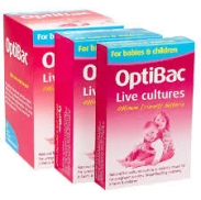 Men vi sinh Optibac (30g) (0m+)