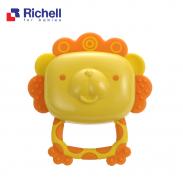 Gặm nướu xúc xắc sư tử Richell RC43660