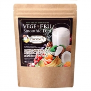 Bột giảm cân Vege Fru (300g) (Coconut)