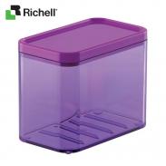 Hộp đựng bông tăm, bông tẩy trang Richell