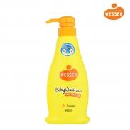 Sữa tắm gội Wesser 2in1 cam (500ml)