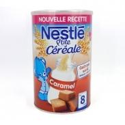 Ngũ cốc bột Nestle Caramel 8m+