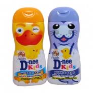 Sữa tắm trẻ em Dnee tạo bọt (250ml)