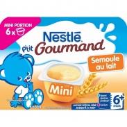 Váng sữa Nestle vị lúa mạch (6x60g) (6m+)