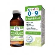 Siro trị cảm cúm, cảm lạnh Kids Homeocan ( 0-9t) - Canada