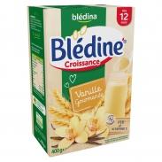 Bột pha sữa Bledina vị vani (12m+)(400g)