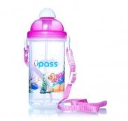 Bình tập uống nước Upass (500ml) (12m+)