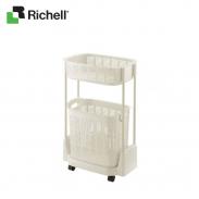 Xe để đồ giặt là 2 tầng N Richell HWRC11425