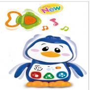 Chim cánh cụt cảm ứng âm thanh winfun
