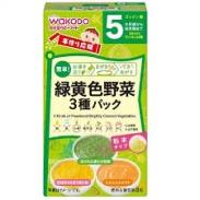 Bột ăn dặm Wakado vị rau củ,bí ngô,khoai lang