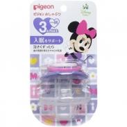 Ty ngậm silicone Pigeon 3m+ (sz M)