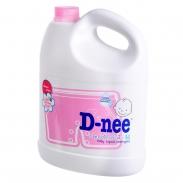 Nước giặt xả D-nee (hồng) (3000ml)
