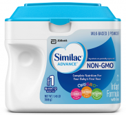 Sữa Similac Advance Non GMO (658g)(0m-12m)