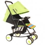 Xe đẩy trẻ em Seebaby Q4 màu xanh lá