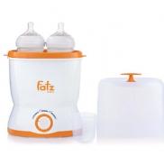 Máy hâm sữa đa năng 2 bình cổ rộng cao cấp FB3019SL