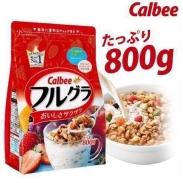 Ngũ Cốc Calbee 800g Nhật Bản