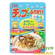 Gia vị rắc cơm Akachan hình cá