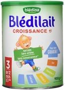 Sữa Bledina Croissance số 3 (900g) (1-3t)