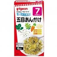 Súp Pigeon vị cá cơm, tảo bẹ, cà rốt 7M+
