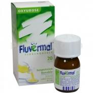 Thuốc tẩy giun Fluvermal dạng nước - 30ml