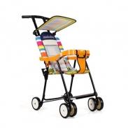 Xe đẩy Seebaby QQ1 màu vàng