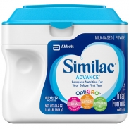 Sữa Similac Advance (658g) (0-12m)