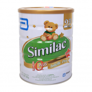 Sữa Similac Gain IQ Intelli Pro Số 2 - 900g