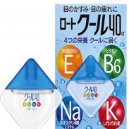 Thuốc nhỏ mắt Rohto Nhật loại xanh (12ml) (4m+)