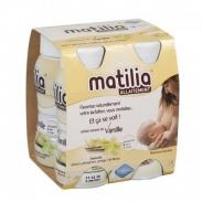 Sữa sau sinh Matilia vị Vani (200ml) (1 lốc x 4 chai)