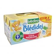 Sữa ngũ cốc Bledina Saveur Madeleine 250 ml