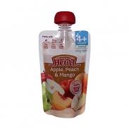 Hoa quả nghiền Heinz (táo,đào,xoài) (4m)